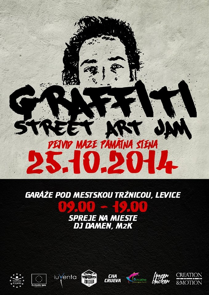 Streert Art & Graffiti Jam 2014