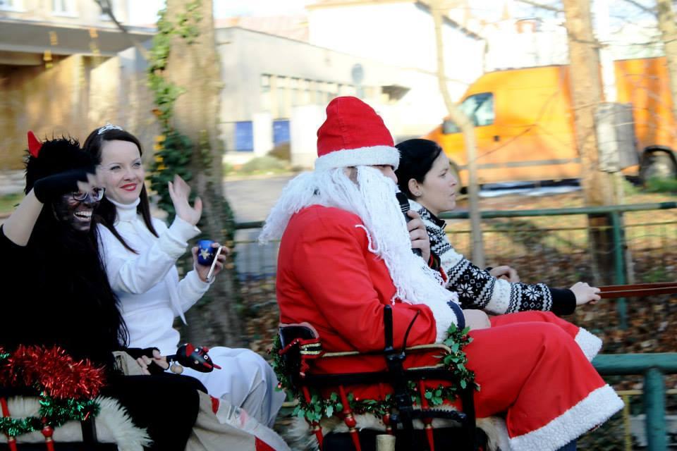 Vianočné mestečko 2014