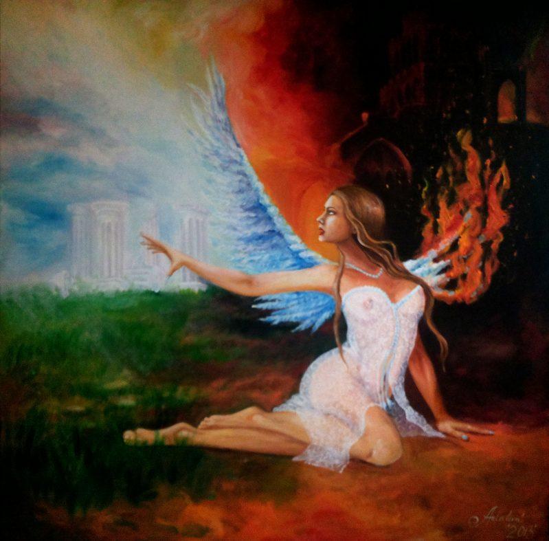 Padlý anjel