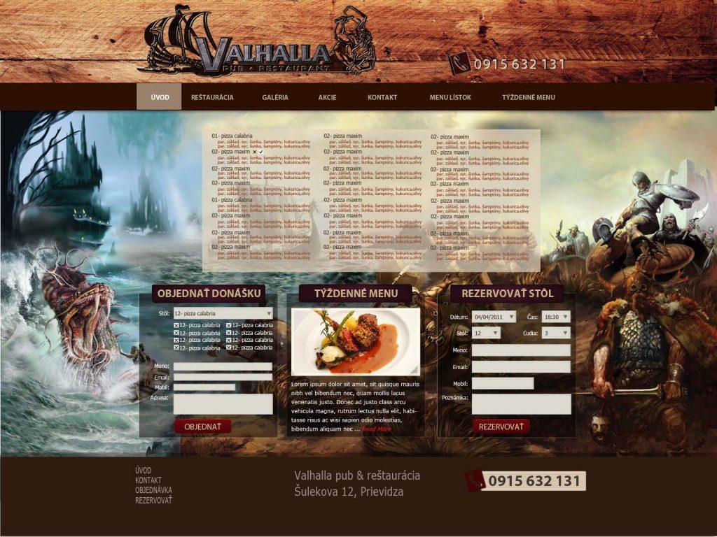 valhalla-web
