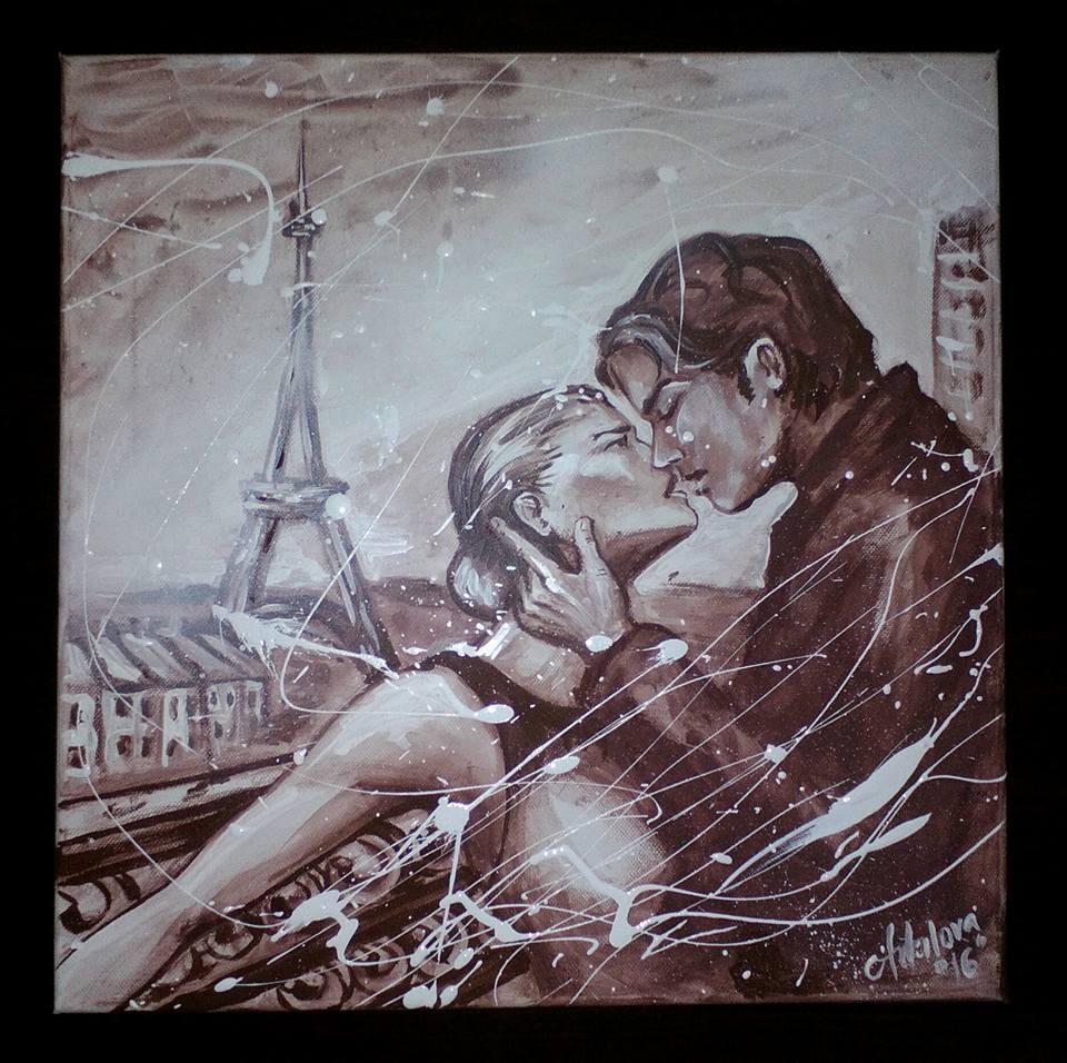 Láska v Paríži