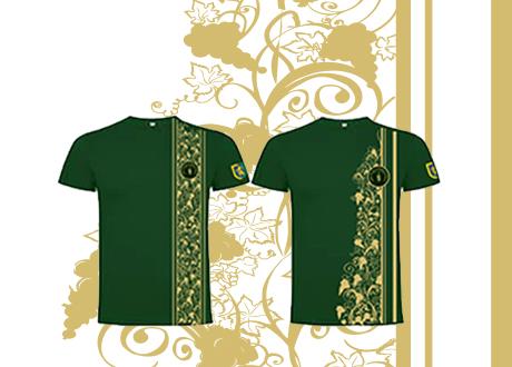 Dizajn tričiek na vínny festival Urban Levice